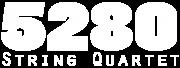 String Quartet logo white
