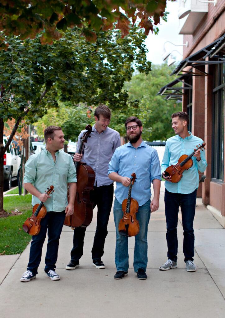 String Quartet Booking info