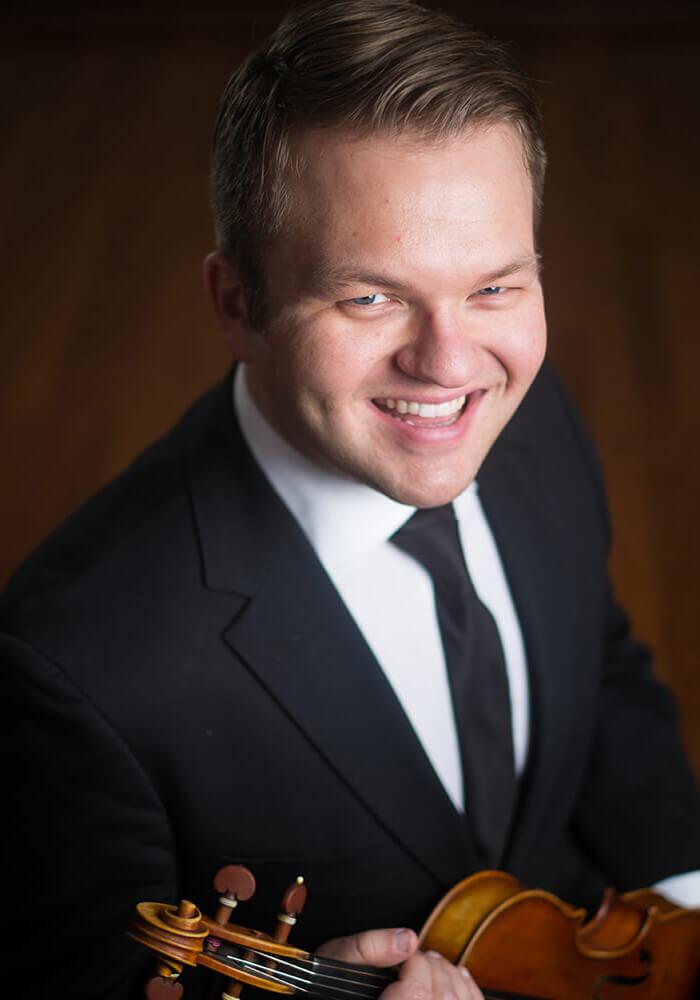 String Quartet Joshua Ulrich