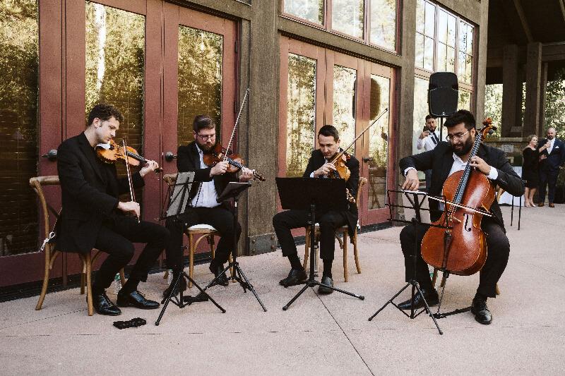 String Quartet Wedding