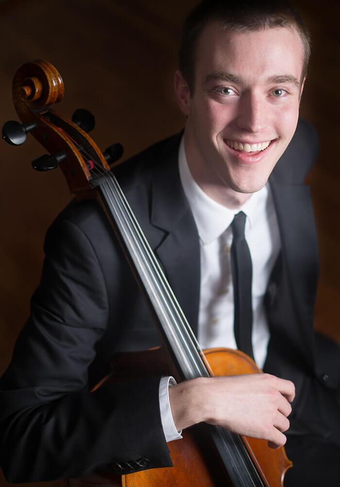 String Quartet Zachary Reaves