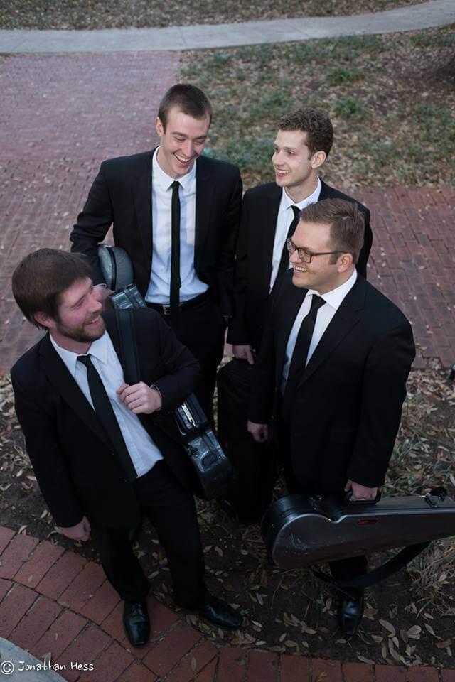 String Quartet for corporate events