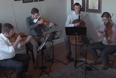 Shape of You String Quartet